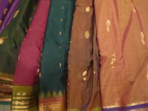 Ghadwal silk