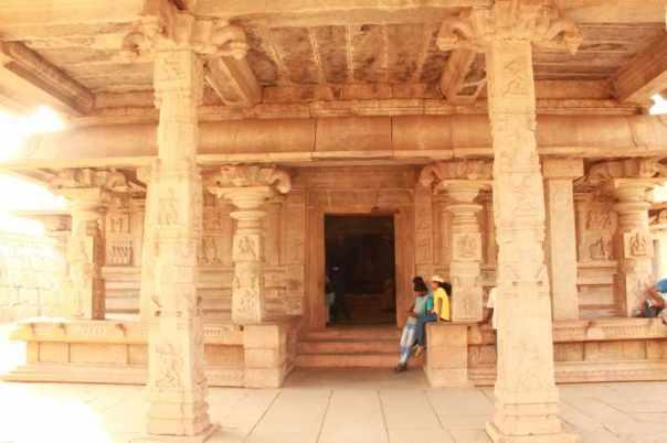 Hazar Rama Temple