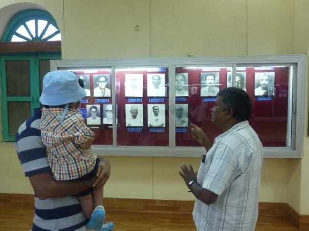 Picture gallery of Indian freedom fighters