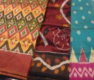 Pochampally silk