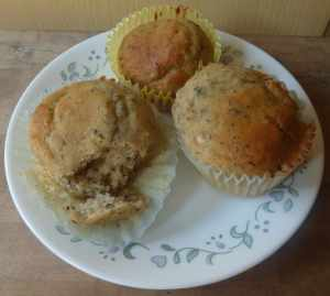 Rosella cupcakes