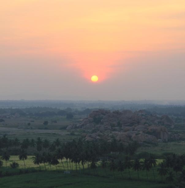 Sunset Hampi farms