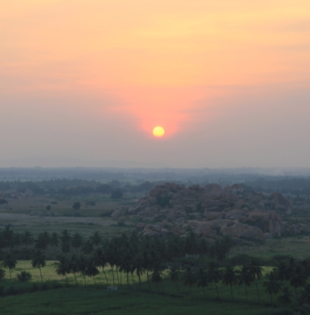 Sunset Hampi farms