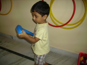 Varun playing 1