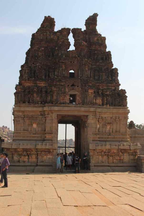 Vitthala Temple Complex entrance