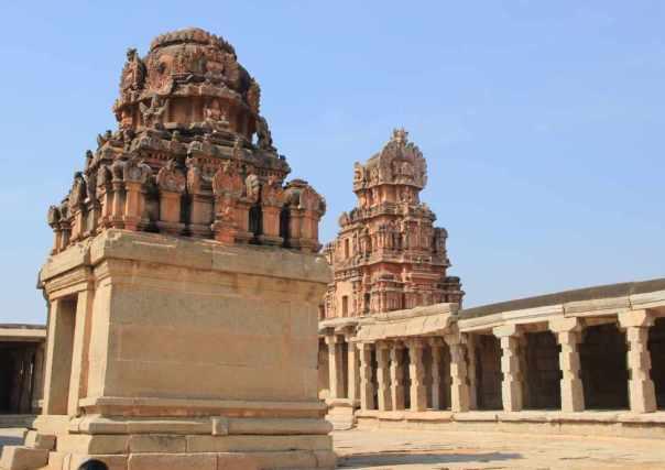 Krishna Temple Complex