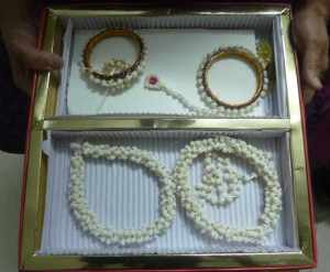 More bangles and arm bands