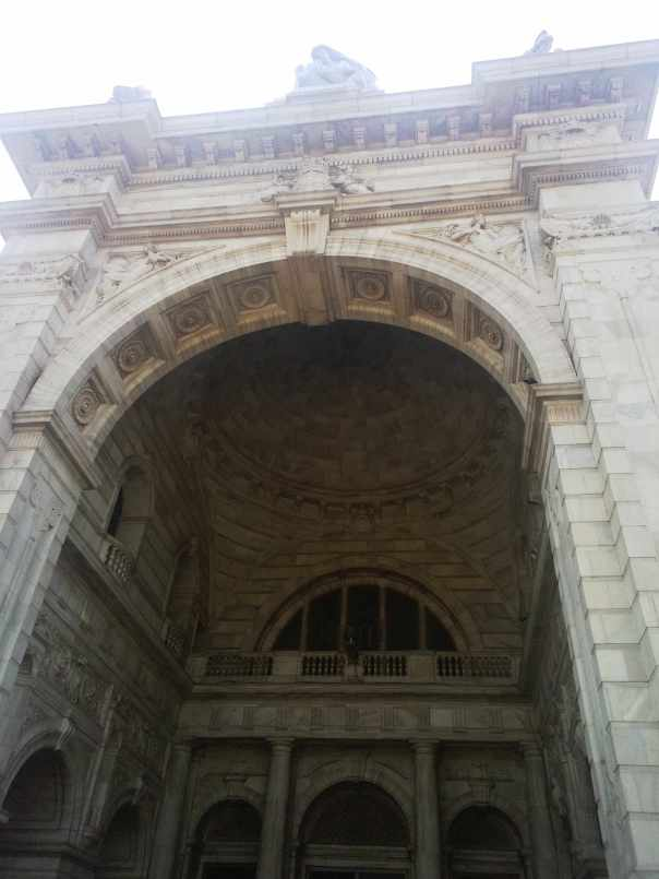 Main entrance dome