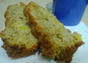 Slice of Pineapple Bread