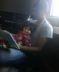 Vinay and Ashvin