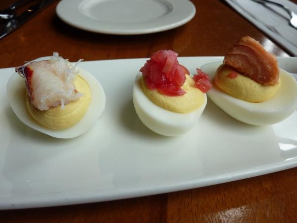 Gourmet Devilled Eggs